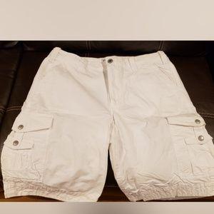 Mens Express cargo shorts sz.34